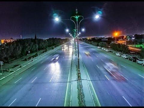 البصرة | شارع بغداد ليلاً 2019 | Basra, Iraq. Baghdad Street At Night