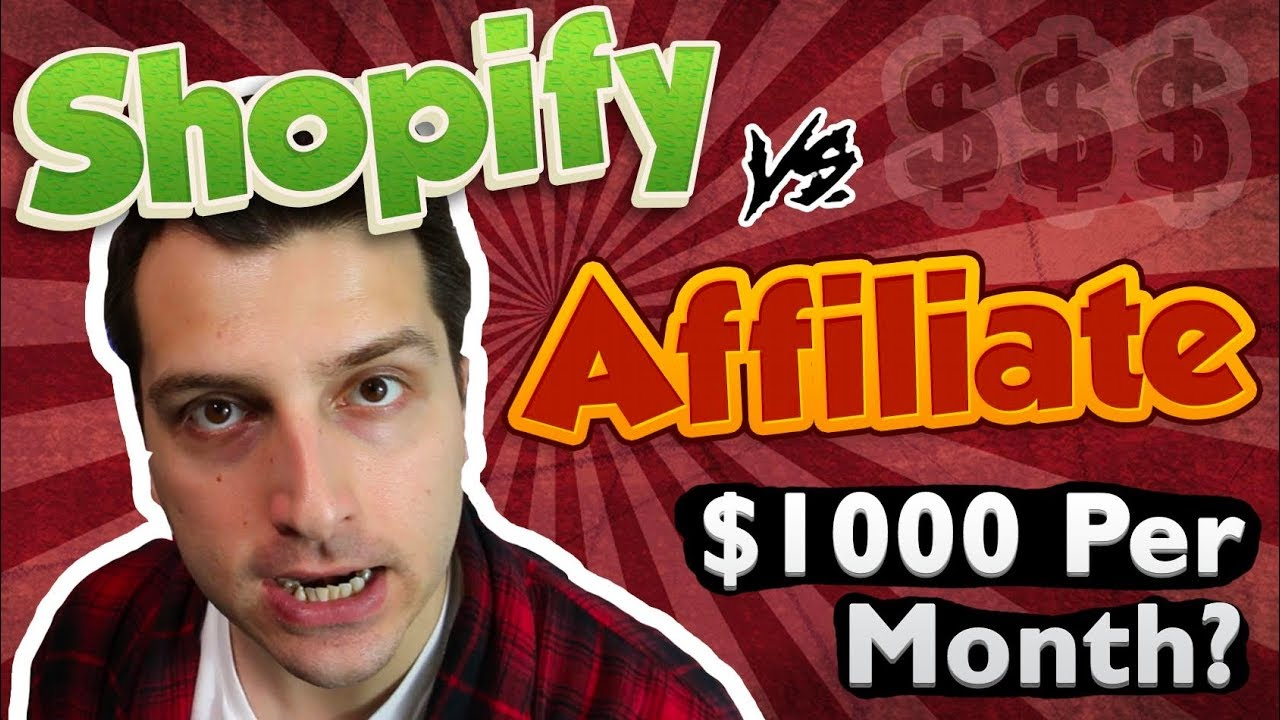 Affiliate Marketing In Shopify