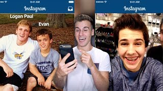 Youtubers First Instagram Photos
