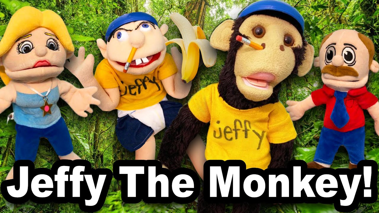 SML Movie: Jeffy The Monkey!