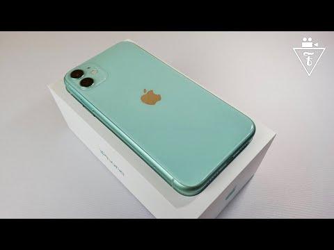Купил IPhone 11
