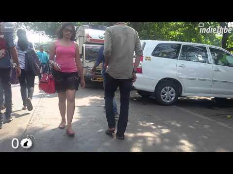 10 hours of walking in Mumbai as a woman