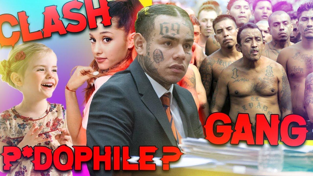 L'AFFAIRE DE TROP POUR 6IXE9INE ?! (P*dophilie, Clash, Ventes Fake..)
