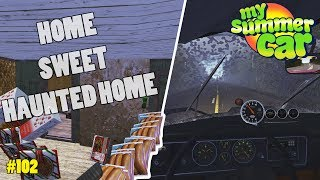 Working Wipers - Moving Into The Haunted House   My Summer Car Experimental Update