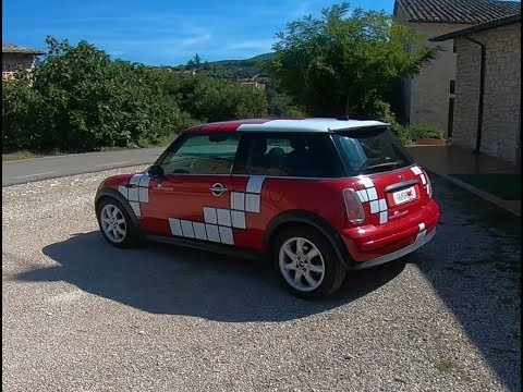 Test Drive Mini One D 1.4 2006 - Guidami