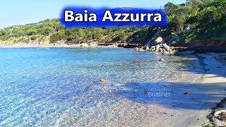 Incantevole Spiaggetta di Baia Azzurra a Is Mortorius ~ 01 Gennaio 2017 | Viaggiare in Sardegna