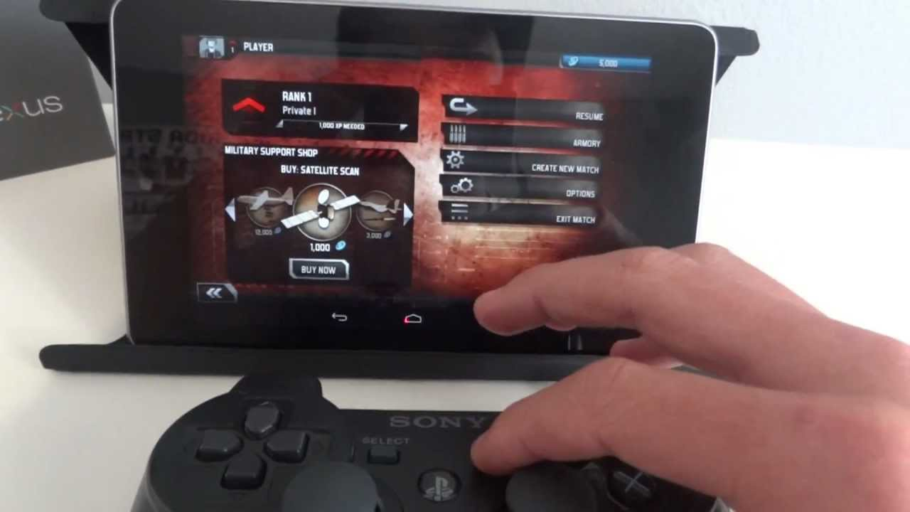 TAC Pro From HORI PS4/PS3/PC - YouTube