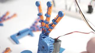 3D Printing Soft Robots in one Process