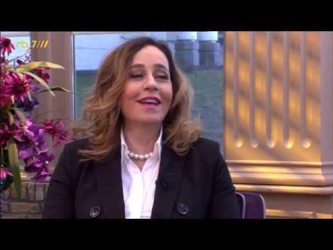 Conchita van Rooij te gast bij Business Class