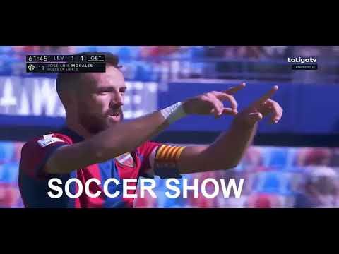 Download levante vs getafe (1-1) La Liga Resumen All Goals Highlights  21 October 2017