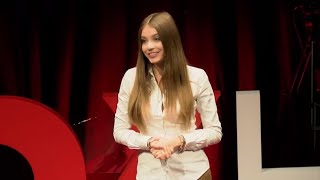 The hidden power of pain | Xenia Tchoumi | TEDxHSG