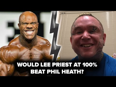 LEE PRIEST ON OBSESSION WITH 90'S BODYBUILDING! Iron Rage
