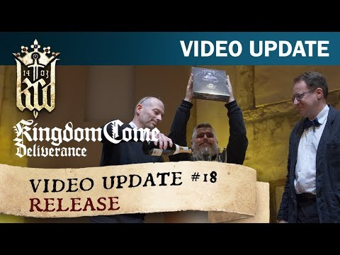 Kingdom Come: Deliverance Video Update #18: Release