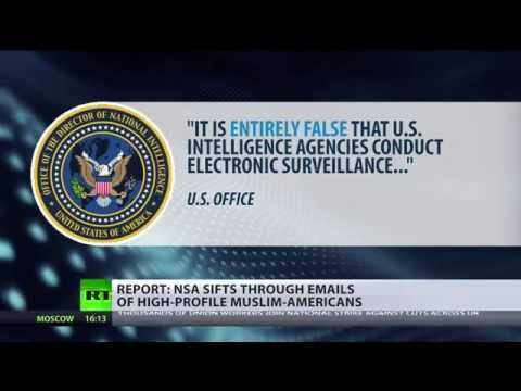 NSA's Muslim targets: Rights groups demand details