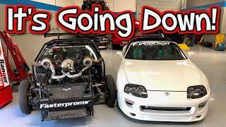 Download Took The Supra To Visit Cleetus McFarland. A Message For Leroy! Mp3 and Videos