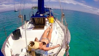 Ep 07 Living at Anchor (Sailing Sundowner)