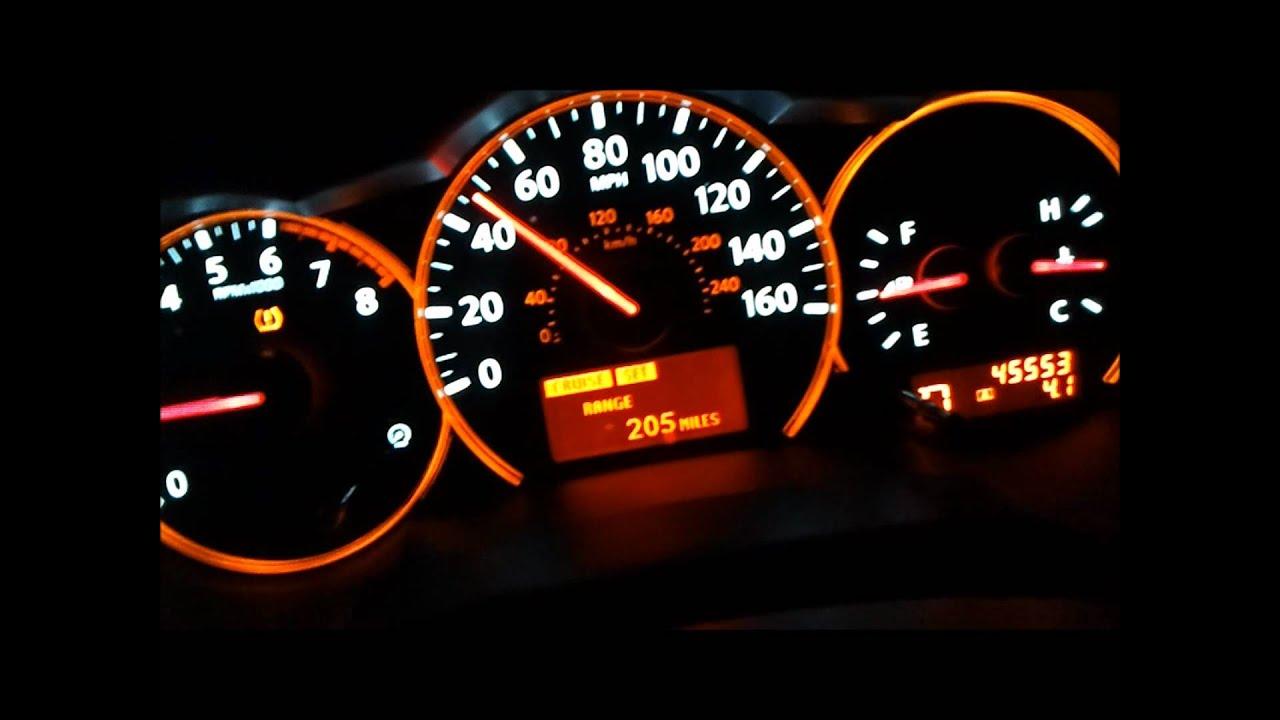 Nissan Altima 2.5s >> Nissan Altima 2.5s range sensor - YouTube