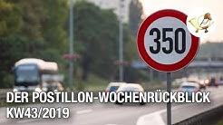 Der Postillon Wochenrückblick (21.-27. Oktober 2019)