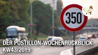 Der Postillon Wochenrückblick (21. – 27. Oktober 2019)