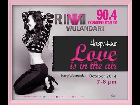 Genie In The Bottle - Christina Aguilera - Cover By Rinni Wulandari #LoveIsInTheAir CosmopolitanFM