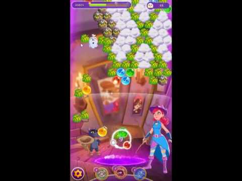Bubble Witch Saga 3 Level 406 - NO BOOSTERS 🐈