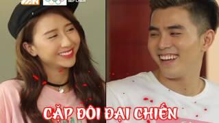 Bếp Chiến || Tập 9 (2016): Will và Quỳnh Anh Shyn so tài gắp đồ bá đạo
