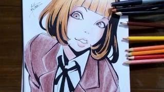 Speed Drawing- Hana (Prison School)