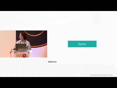 Ballerina: Cloud-native Middleware as a Programming Language, London 2019