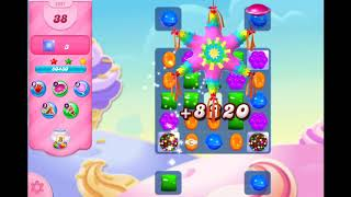 Candy Crush Saga - Level 2921  ☆☆☆