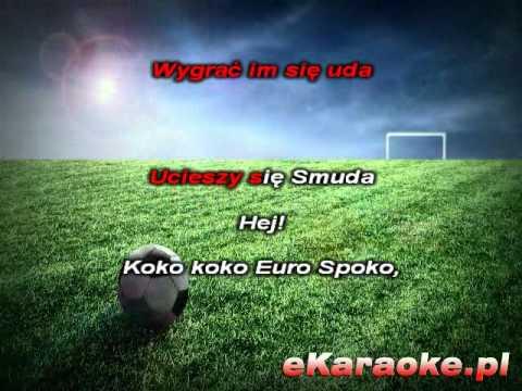 Jarzębina - Koko euro spoko karaoke instrumental