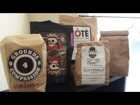 Beginners Coffee Guide Episode: 1