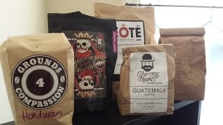 Beginners Coffee Guide Episode: 1