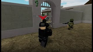 Roblox S.W.A.T Simulator gameplay