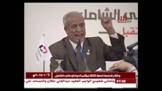 علي عبدالله الضالعي يتجاوز كل الخطوط الحمراء ويصيب المخلوع علي عبدالله صالح في مقتل