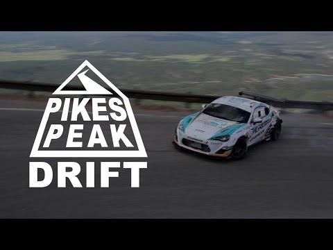 Drifting A 500HP Scion FR-S Up Pikes Peak - Ken Gushi's Story