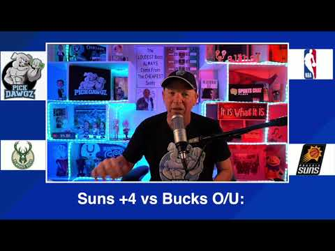 Phoenix Suns vs Milwaukee Bucks 2/10/21 Free NBA Pick and Prediction NBA Betting Tips