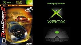 RalliSport Challenge 2 (Xbox) Rally Great Britain Gameplay (HD)