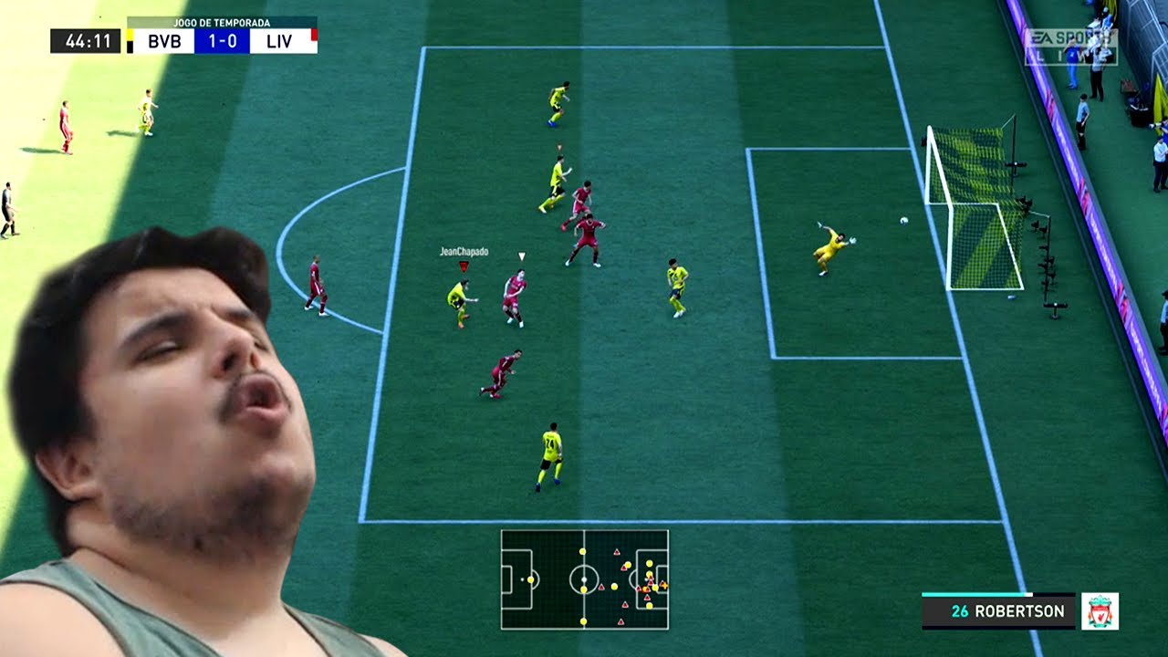 FIFA 21 ONLINE está...