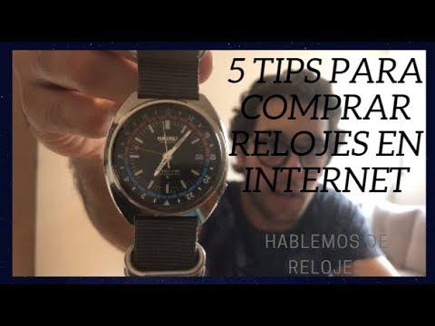 f61939e57 5 Tips para comprar relojes en Internet - Hablemos de relojes - YouTube