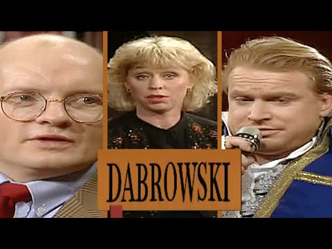 DABROWSKI med Betty Mahmoody, Ann Stenmark, Claire Wikholm m fl från 1991