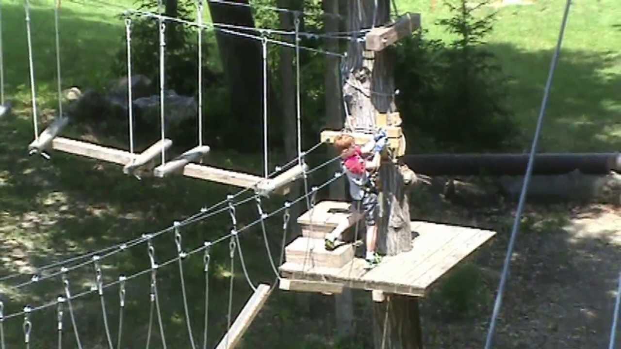 Jiminy Peak Mountain Resort Aerial Adventure Park