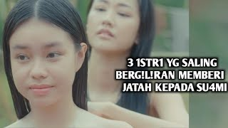 DILEMA ISTRI KETIGA, HINGGA MANTAP MANTAP DENGAN ANAK TIRI || ULAS ALUR CERITA FILM THE THIRD WIFE