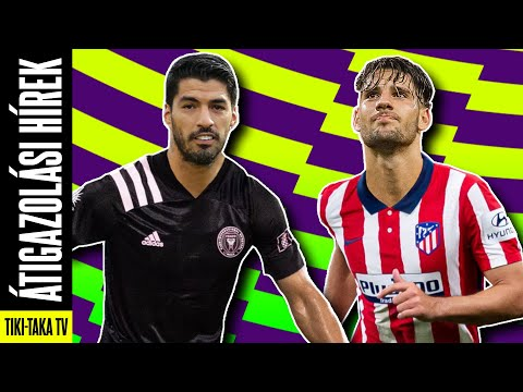 Szoboszlait az Atlético is akarja? Luis Suárez Beckham csapatába igazolhat?