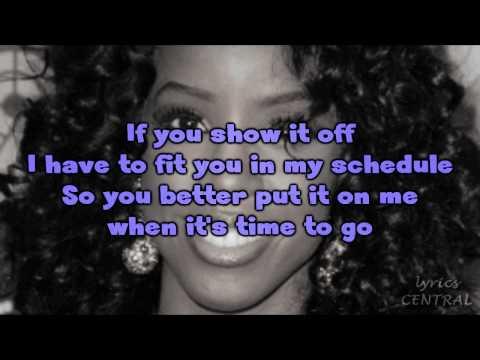 KELLY ROWLAND Work Freemason's remix lyrics