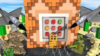 DIESES COMMAND BLOCK HAUS HAT VIELE FALLEN