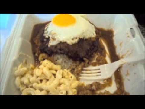Loco Moco at Ohana Hawaiian BBQ