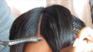 Prettyhairboss How To Do Lace Closure Sew In