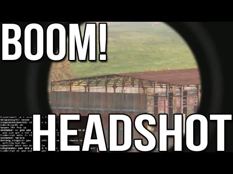 BOOM! Headshot - DayZ Breaking Point (Stream Highlight)