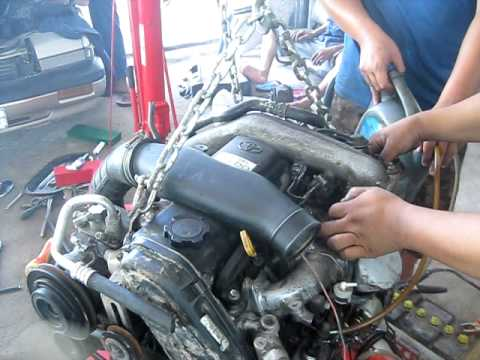 1KZ-Engine