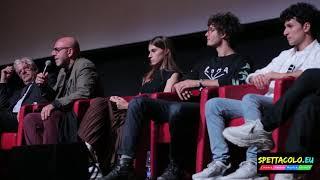 RomaFF13, conferenza stampa Notti magiche: il nuovo film di  Paolo Virzì